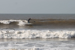 Sup session in Moulay