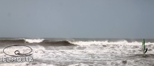 Moulay Bouzerktoun big waves winter